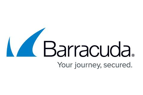 Partnerlogo Barracuda