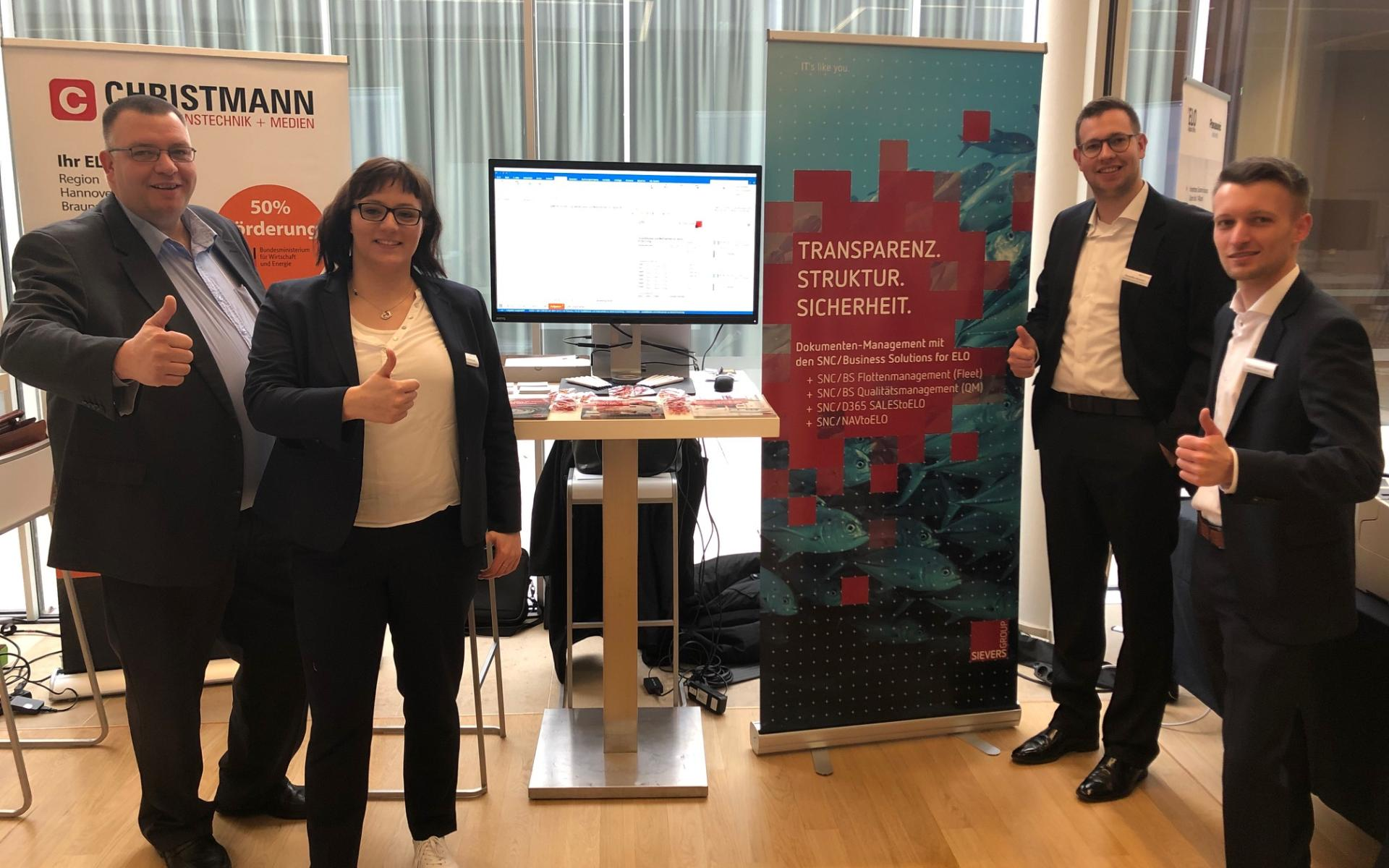 [Blog] ELO Solution Days 2019 in Hannover und Dortmund