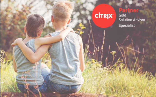 Citrix Gold-Partner