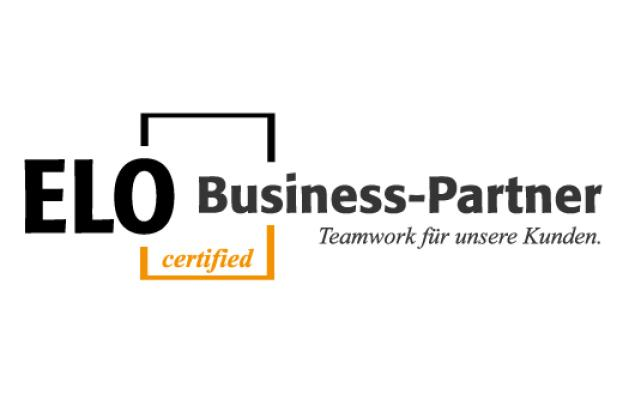 ELO Business-Partner Logo