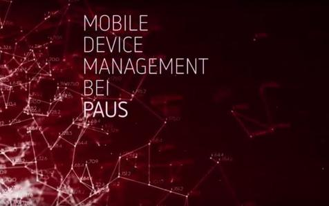 SIEVERS-GROUP : Mobile Device Management (MDM)