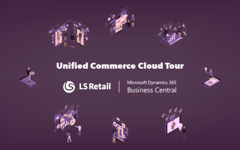 Unified Commerce Cloud Tour LS Retail Microsoft