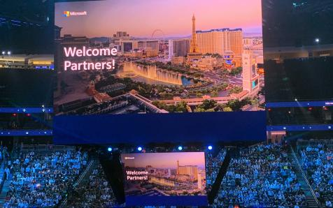 [Blog] Die SIEVERS-GROUP auf der Microsoft Inspire in Las Vegas 3